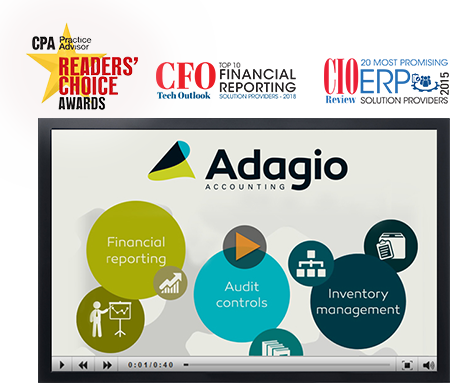 Adagio Accounting First Nations Software Asap Software Ferrus Computers